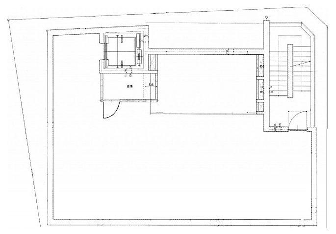 Zet MINAMIAOYAMA 1階(店舗限定)の間取り画像
