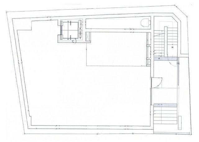 Zet MINAMIAOYAMA 地下1階(店舗限定)の間取り画像
