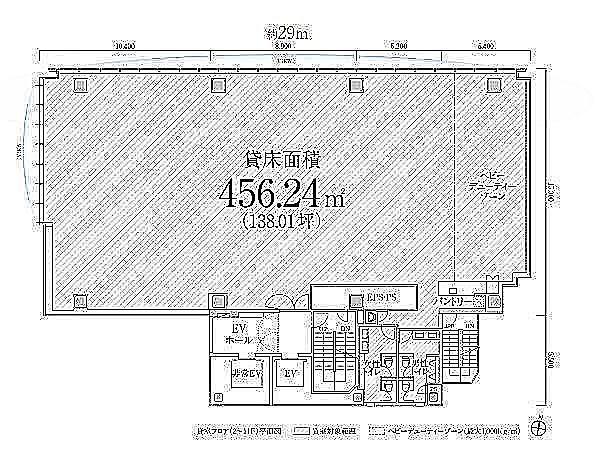 PMO渋谷Ⅱ(旧:PMO渋谷三丁目) 10階の間取り画像