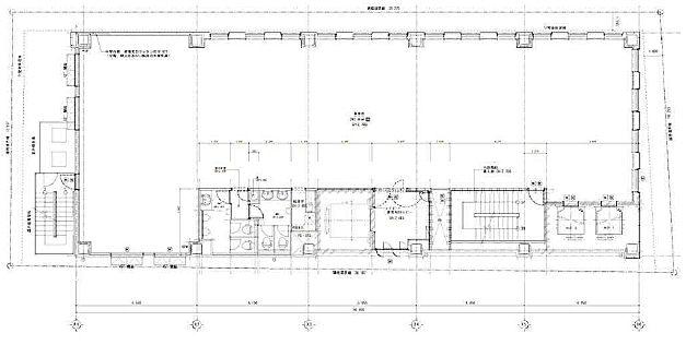 堀留THビル 4階の間取り画像