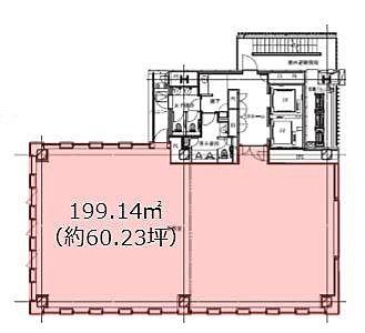 渋谷S.野口Bldg.(渋谷野口ビル) 10階の間取り画像