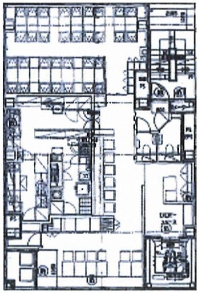 Daimon ex2 3階(店舗限定)の間取り画像