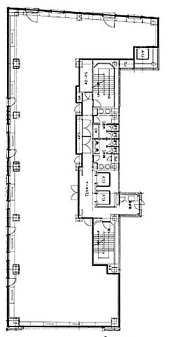 京王神田須田町ビル 1階の間取り画像