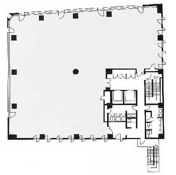 さくらいビル 6階の間取り画像