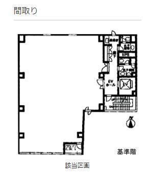 VORT永田町 8階の間取り画像