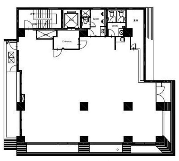 VORT末広町Ⅱ 6階の間取り画像