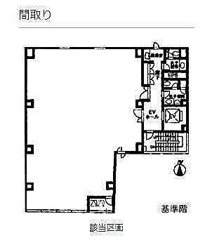 VORT永田町 2階の間取り画像