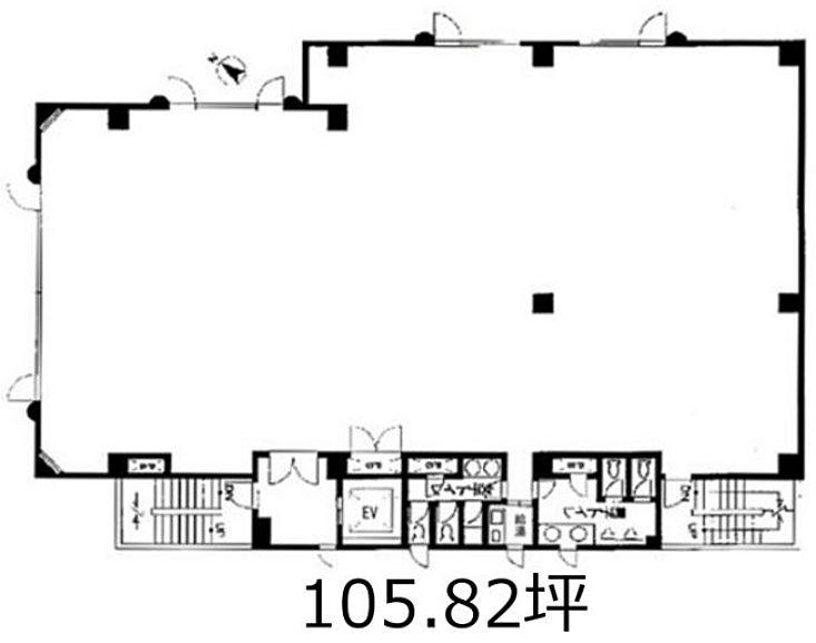 三共小石川THビル 3階の間取り画像