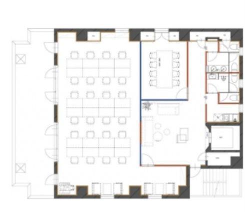 THE HILLS HONGO(旧:プロト本郷第2ビル) 6階の間取り画像