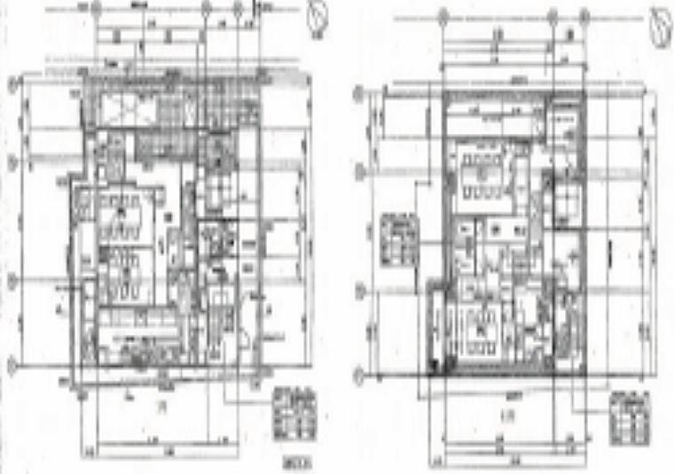 赤坂ウェイタワーズ 地下1階~1階(店舗限定)の間取り画像