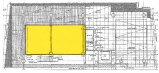 上野の森ファーストビル 1階(店舗可)の間取り画像