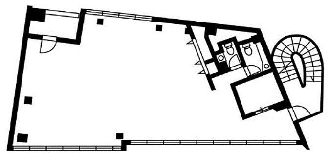 永田町SRビル 4階の間取り画像