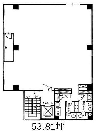 神田MCビルディング 7階の間取り画像