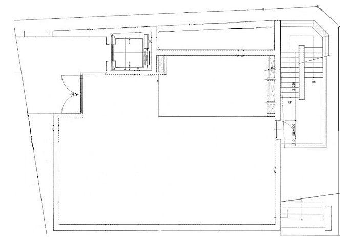 Zet MINAMIAOYAMA 2階(店舗限定)の間取り画像