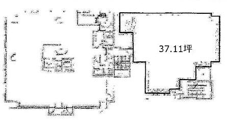 シモジンパークビル・アネックス 7階の間取り画像