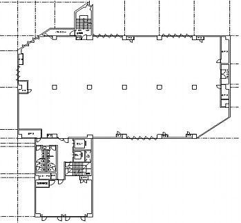 池袋ISPタマビル 6階の間取り画像