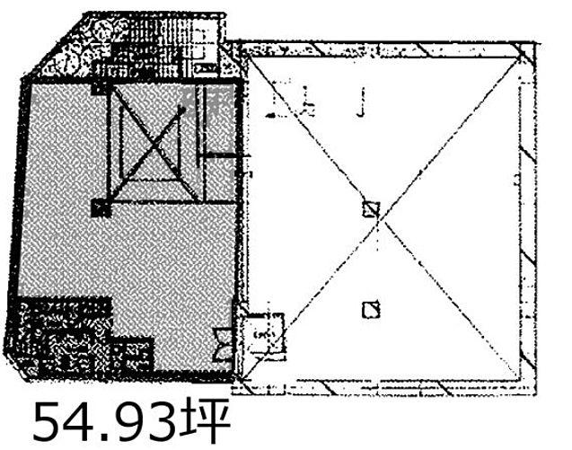 三共小石川THビル 地下1階の間取り画像