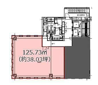 渋谷S.野口Bldg.(渋谷野口ビル) 11階の間取り画像