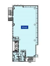 島津山PREX(しまづやまPREX) 8階の間取り画像