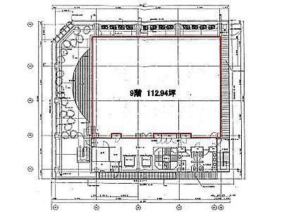 オリックス池袋ビル 9階(店舗可)間取りのサムネイル画像