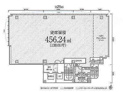 PMO渋谷Ⅱ(旧:PMO渋谷三丁目) 8階間取りのサムネイル画像