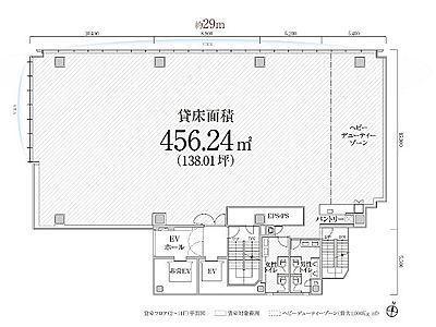 PMO渋谷Ⅱ(旧:PMO渋谷三丁目) 5階間取りのサムネイル画像