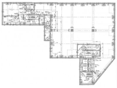 サカイ末広ビル 地下1階(物販店舗限定)間取りのサムネイル画像