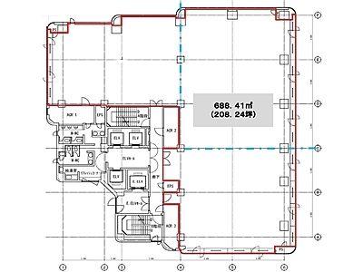 小石川大国ビル 5階間取りのサムネイル画像