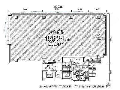 PMO渋谷Ⅱ(旧:PMO渋谷三丁目) 10階間取りのサムネイル画像