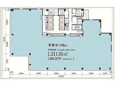 東急番町ビル 9階間取りのサムネイル画像