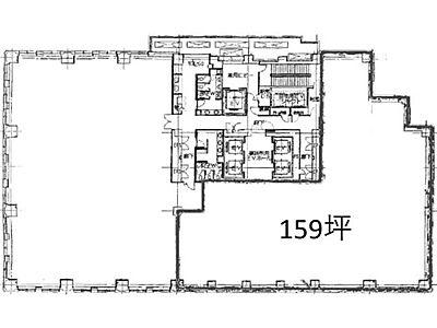青山タワープレイス 7階間取りのサムネイル画像