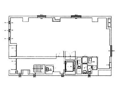 神田東松下町飯田鋲螺ビル 1階間取りのサムネイル画像