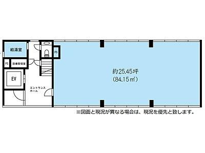 丸栄・慶雲館 1階(店舗可)間取りのサムネイル画像