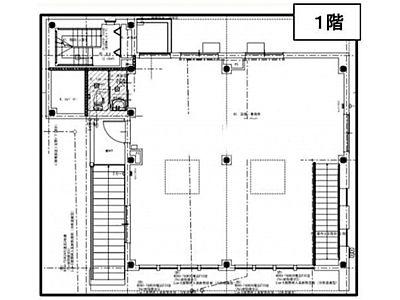 神宮前登喜和ビル 1階(店舗限定)間取りのサムネイル画像