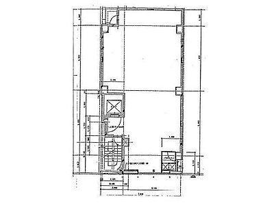 近代グループBLD.8号館 4階(店舗可)間取りのサムネイル画像