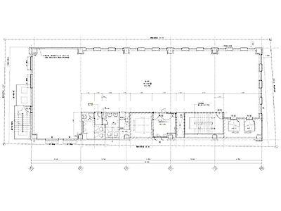 堀留THビル 4階間取りのサムネイル画像