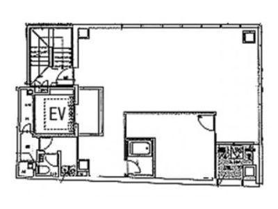 ATS大手町ビル 10階間取りのサムネイル画像