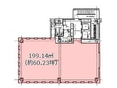 渋谷S.野口Bldg.(渋谷野口ビル) 10階間取りのサムネイル画像