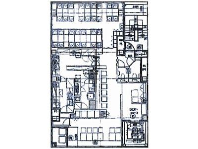 Daimon ex2 3階(店舗限定)間取りのサムネイル画像