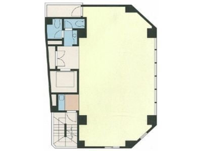 DeLCCS神田 4階間取りのサムネイル画像