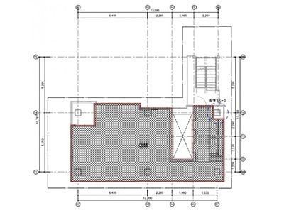 テイテル内神田3丁目ビル 4階(店舗限定)間取りのサムネイル画像