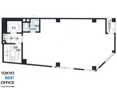 IRIE FIRST PLAZA (アイリーファーストプラザ) 2階(店舗可)間取りのサムネイル画像
