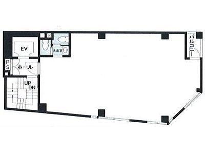 IRIE FIRST PLAZA (アイリーファーストプラザ) 3階(店舗可)間取りのサムネイル画像