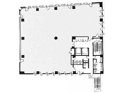さくらいビル 6階間取りのサムネイル画像