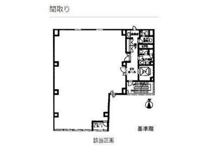 VORT永田町 8階間取りのサムネイル画像