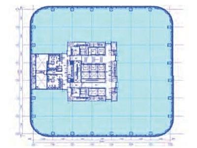 アークヒルズ仙石山森タワー 30階間取りのサムネイル画像