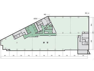 小田急サザンタワー 5階間取りのサムネイル画像