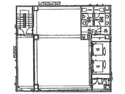 銀座露木ビル 7階間取りのサムネイル画像
