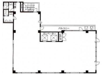 八重洲桜川ビル 6階間取りのサムネイル画像
