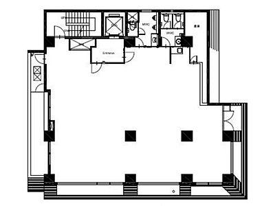 VORT末広町Ⅱ 6階間取りのサムネイル画像